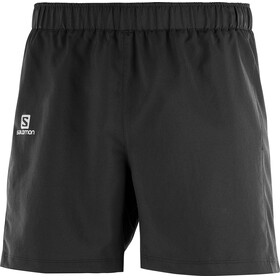 "Salomon Agile - Short running Homme - 5"" noir"